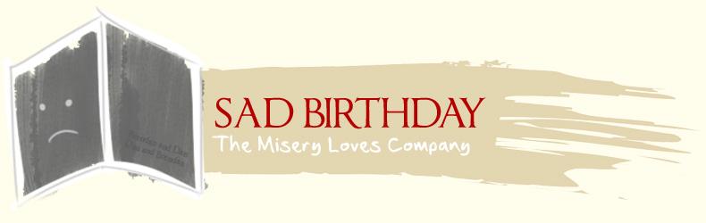 The sad birthday card company the sad birthday card company bookmarktalkfo Images